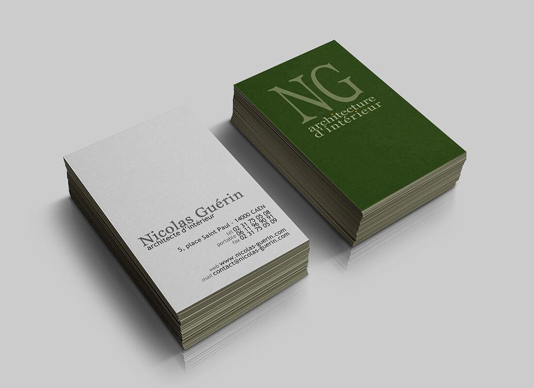Votre graphiste à Rouen : création de carte de visite, carte fidélité… & solutions Print