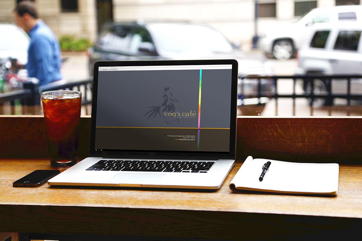 Votre graphiste à Rouen : création de site Internet, solutions Web